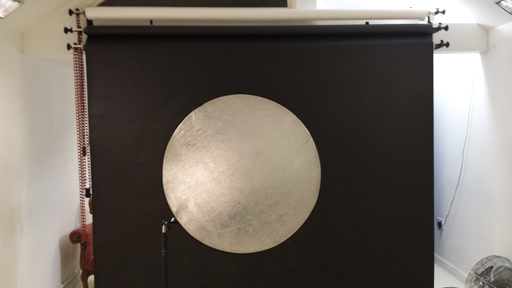 120cm Reflector on stand