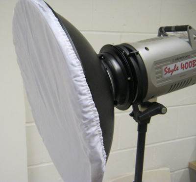2 Elinchrom Beauty Dish